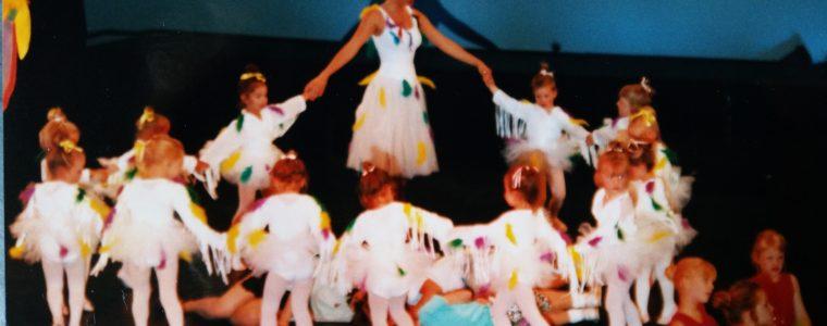 Hoe het ooit begon 3 (klassiek ballet)