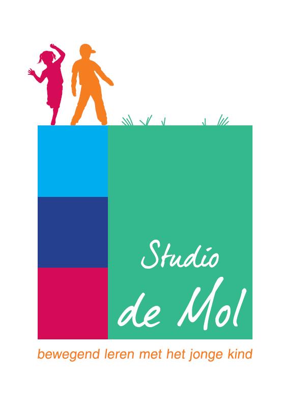 studio de mol, bewegend leren met het jonge kind